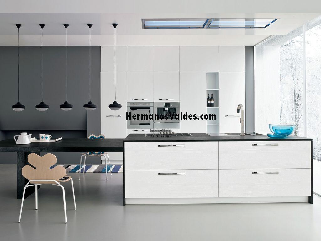 Muebles de Cocina  Cocinas de Diseño  Ref 2025  HERMANOS VALDES
