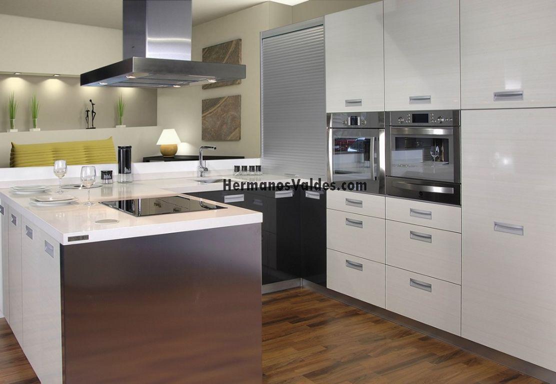 Muebles de cocina hermanos vald s armarios y - Relojes para cocinas modernas ...