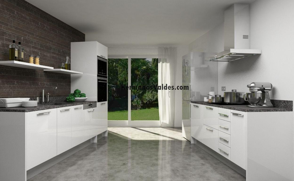 Muebles de cocina hermanos vald s armarios y for Muebles de cocina xey modelo capri